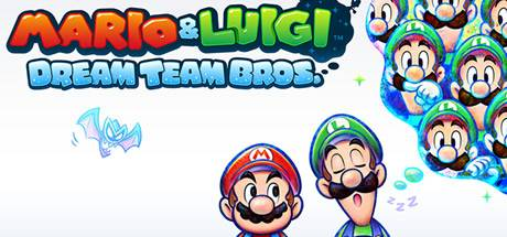 Mario & Luigi: Dream Team Bros. key kaufen